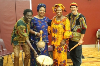 African Dance Company